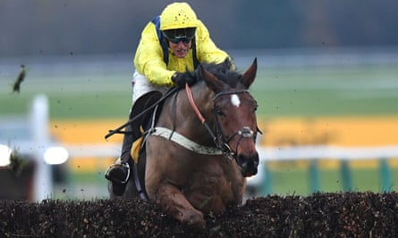 Lostintranslation and Robbie Power pictured winning the Betfair Chase last year.