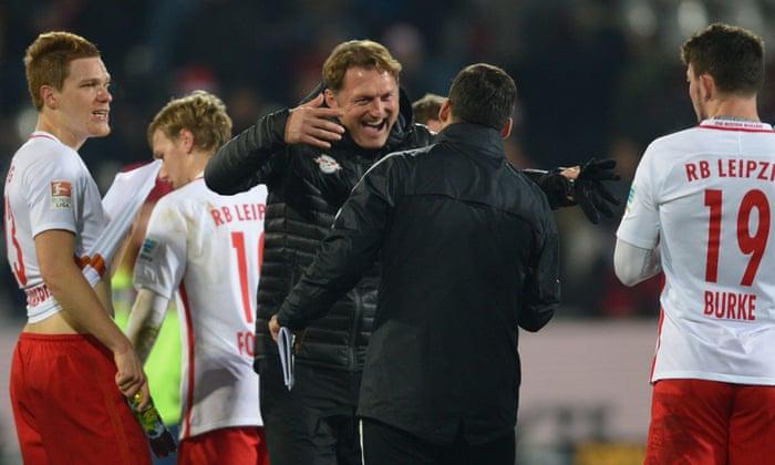O RB Leipzig abriu as suas asas para se tornar uma força da Bundesliga para o longo percurso