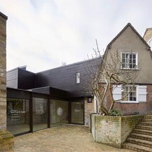 Fobert Architects Kettle's Yard Cambridge