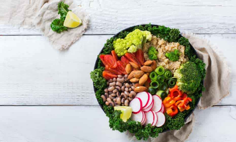 Maintaining a healthy weight, and eating a diet that is rich in vegetables and whole grains will reduce your risk of cancer.