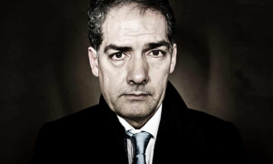 Philip Kerr in 2012. His commitment to research led him into dangerous situations, sometimes in the seamier areas of Berlin.