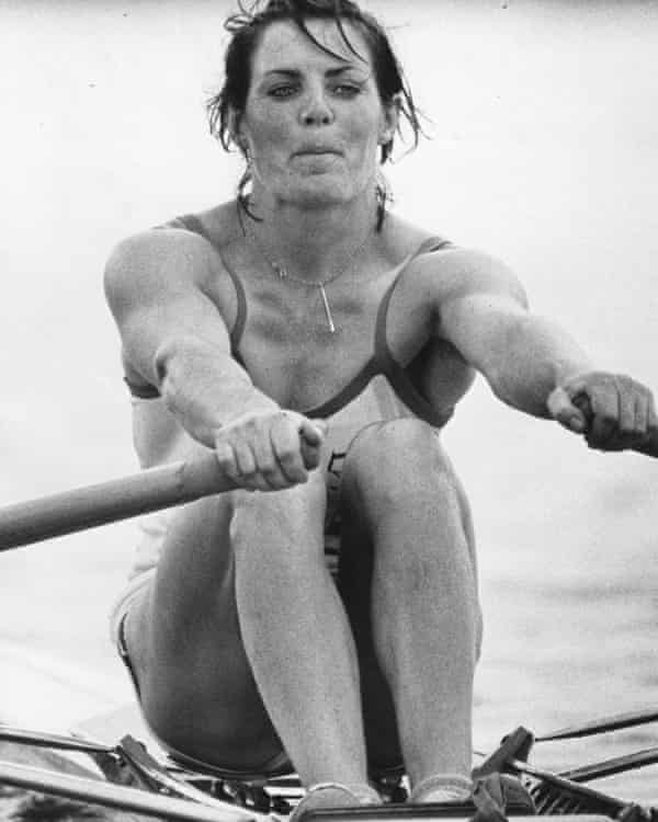 Beryl Crockford transformed Lady Eleanor Holles school in west London into the most successful junior women's rowing club in the country.