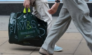 M&S says it is putting the right clothing styles into its stores and quality is improving.