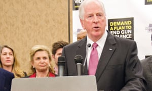 Representative Mike Thompson, who chairs the House Gun Violence Prevention Task Force, said there was 'not one good reason' for barring gun violence research.
