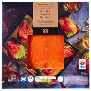 Irresistible Whiskey Smoked Salmon