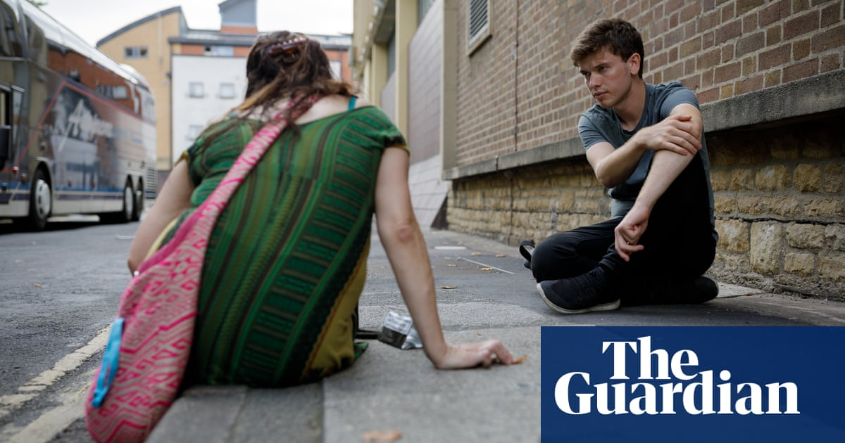 How to help homeless people – without feeding a habit