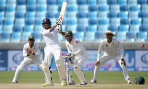 Adil Rashid put on 50 on day five but could not prevent England's defeat to Pakistan.