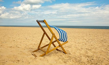 Latest figures from IHS Markit suggest Britons are cutting back on holiday bookings.