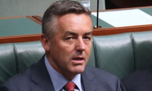 Defence personnel minister Darren Chester