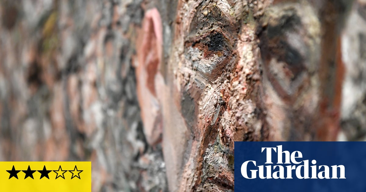 Lucian Freud: A Self Portrait review – picturing a titan of British art
