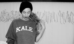Paltrow discoverd Kale years before Beyoncé did.
