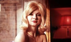 Mandy Rice-Davies, June 1964.