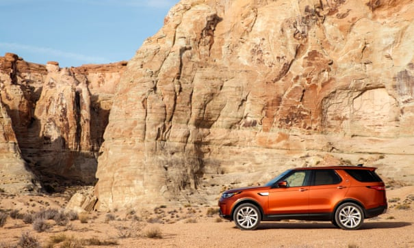 Land Rover Discovery review: 'Do you always reverse into other