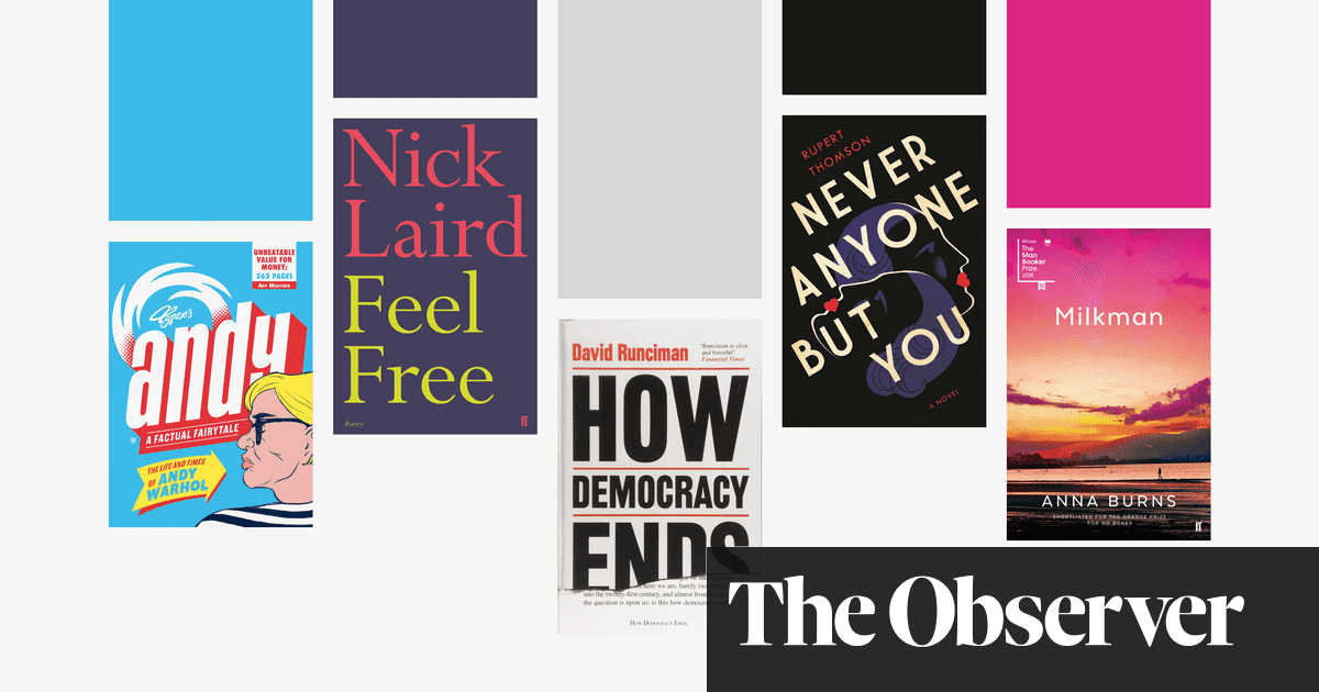 Best Books Of 2018 Books The Guardian