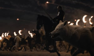 Last direwolf standing? ... will Ghost survive them all?