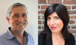 David Taylor and Jane Spencer