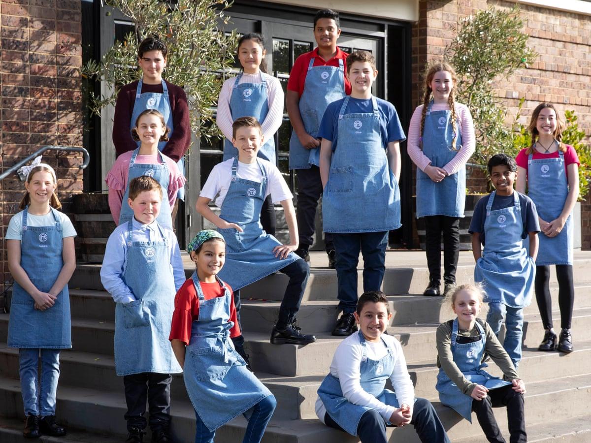Junior MasterChef: an adorable, joyous and extremely impressive antidote to  2020 | MasterChef Australia