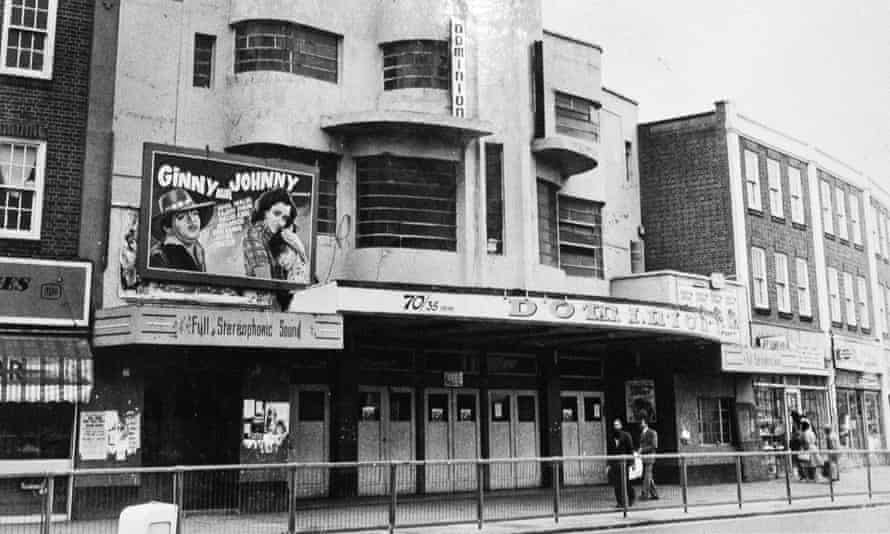 The IWA-owned Dominion Cinema.