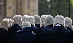 Six high court judges and 204 crown court judges, district judges, sheriffs and tribunal judges are jointly challenging the Ministry of Justice's pension cuts.