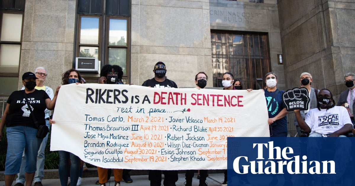 'Abject neglect': critics report chaotic and deadly conditions on Rikers Island