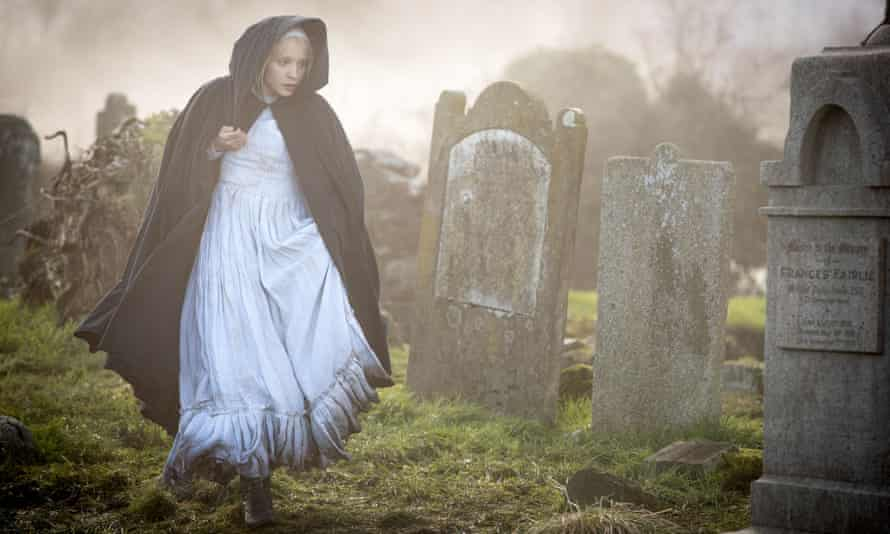 Olivia Vinall stars at the heart of the mystery in the BBC's new Wilkie Collins adaptation.