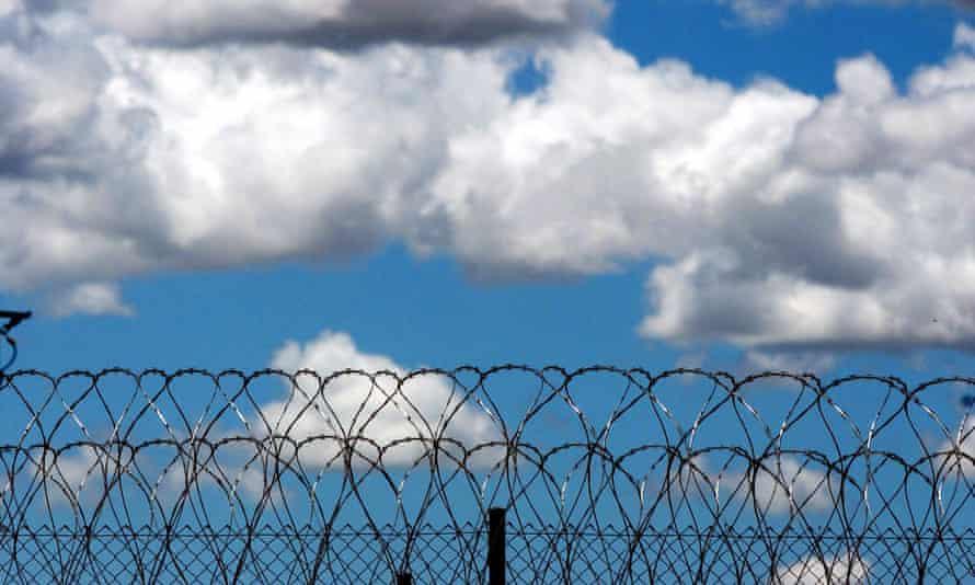 Prison wire.