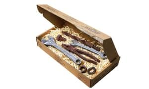 Chocolate tool set, £25.50thechocolateworkshop.co.uk
