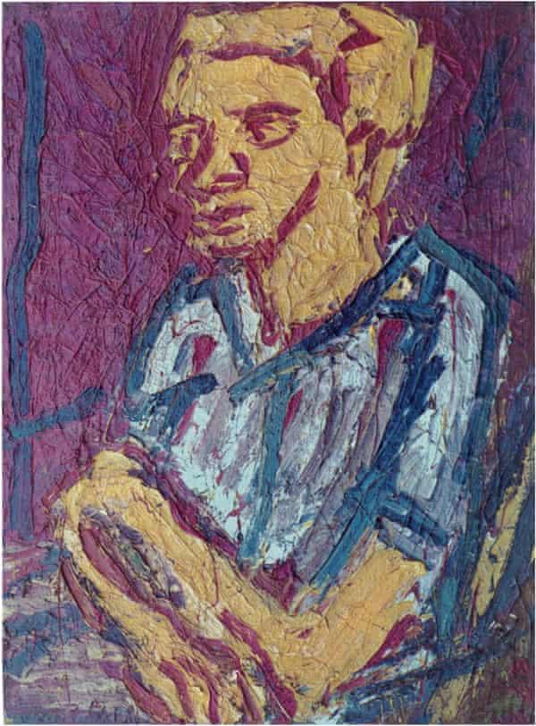 Portrait of David, Summer 1970, a portrait of the artist's son, was also stolen.