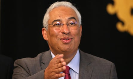 Antonio Costa, former mayor of Lisbon, has pledged to pay down Portugal's debts in a sustainable way.