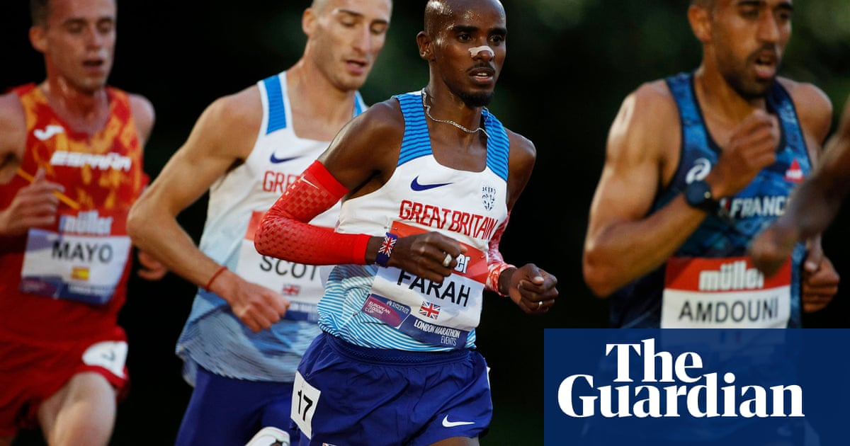 Mo Farah given lifeline for Tokyo Olympics after special race added