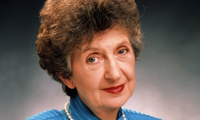 Mrs Mangel was my TV mum  She was a perfect Neighbours