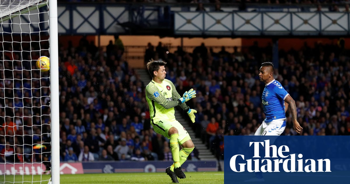 Rangers to face Legia Warsaw for place in Europa League group stage