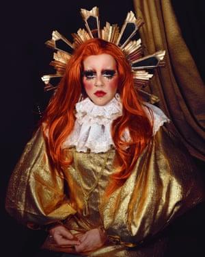 Chucky Bartolo - Queen Photoshoot - Photo Kris Micallef