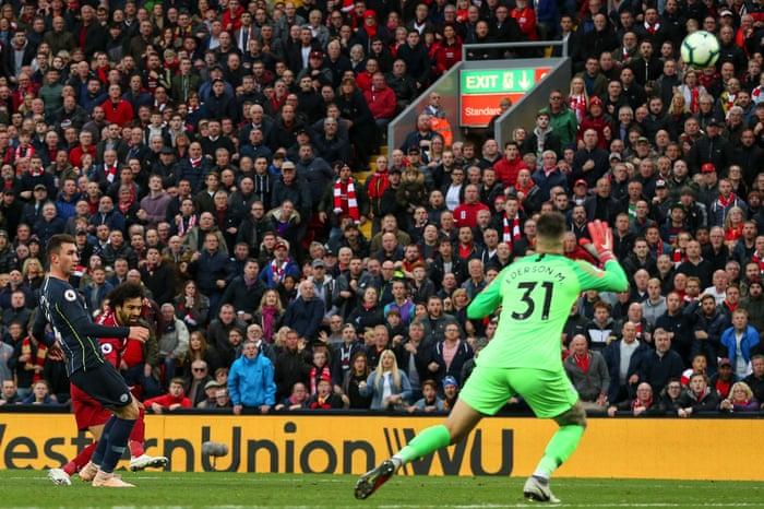 Liverpool 0-0 Manchester City: Premier League — as it
