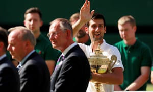 Novak Djokovic is the 2018 Wimbledon champion – his first grand slam since the 2016 French Open.