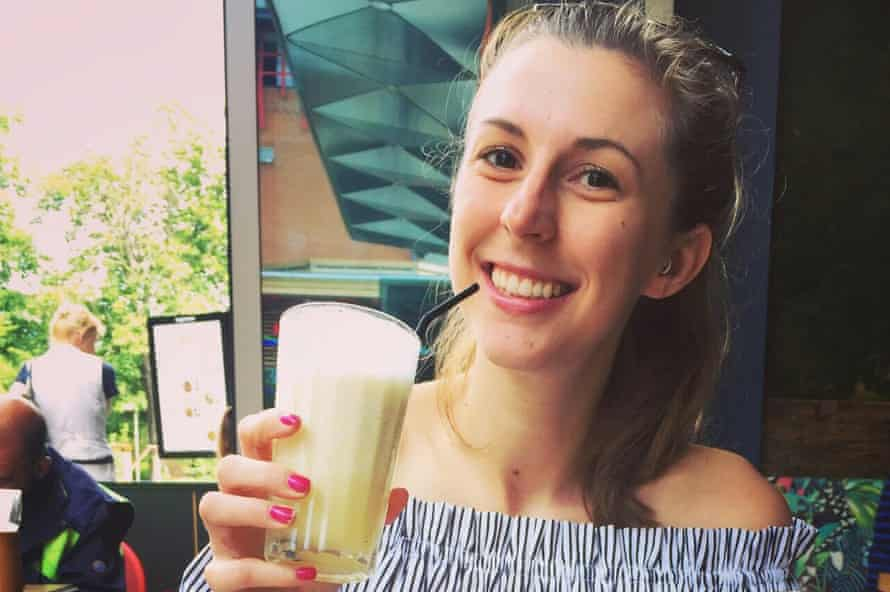 Katie Beales had three surgical procedures, including a six hour operation to remove tissue on her bladder, urethra, bowel, uterus and fallopian tubes.