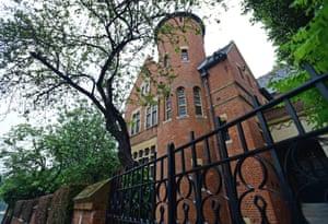Jimmy Page's Kensington home