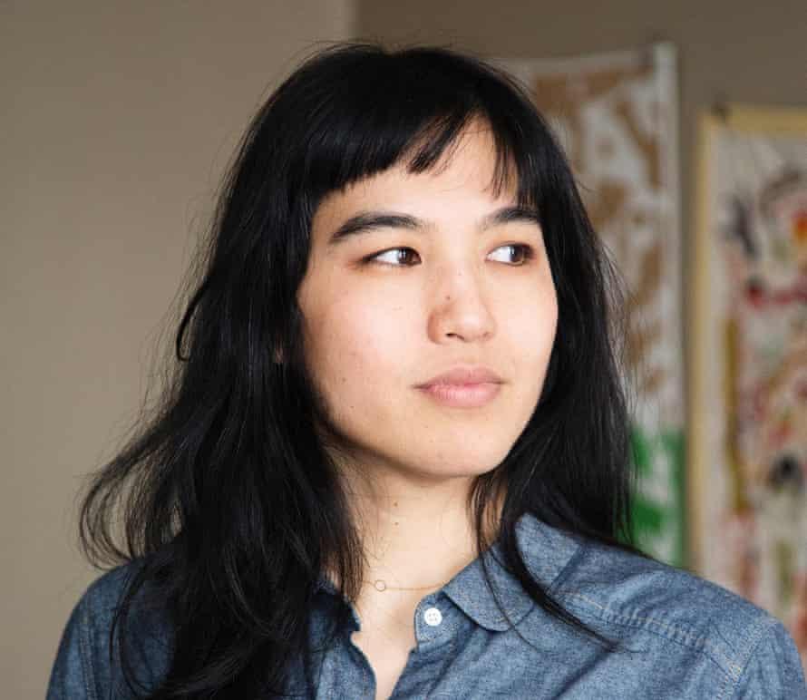 Graphic novelist Jillian Tamaki