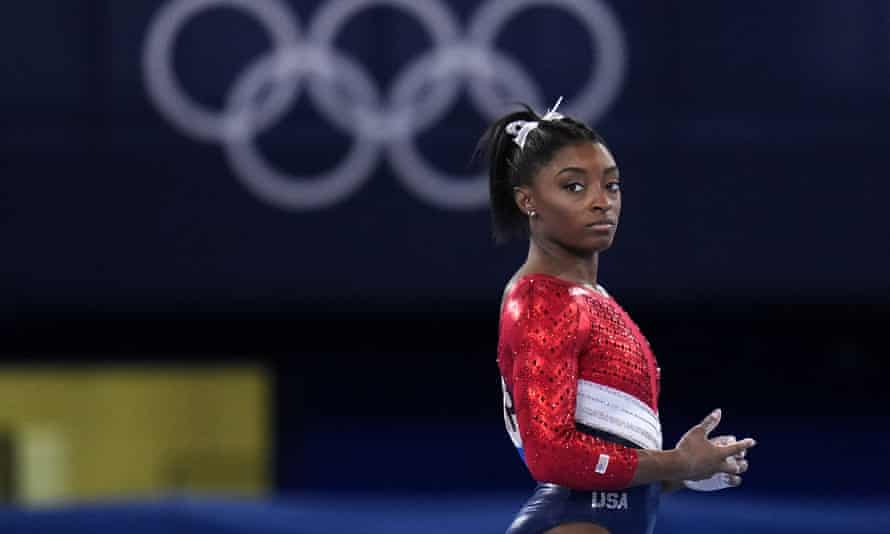 Simone Biles, Olympic gymnast, withdrew from competition earlier this week.