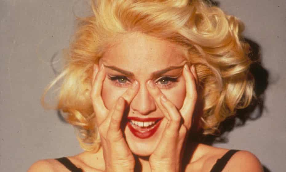 Religion, sex, vulnerability and power ... Madonna.