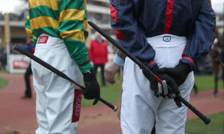 Senior jockeys are to be banned from using the whip for encouragement for the first time in British racing