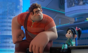 In for the long haul … Ralph Breaks the Internet.