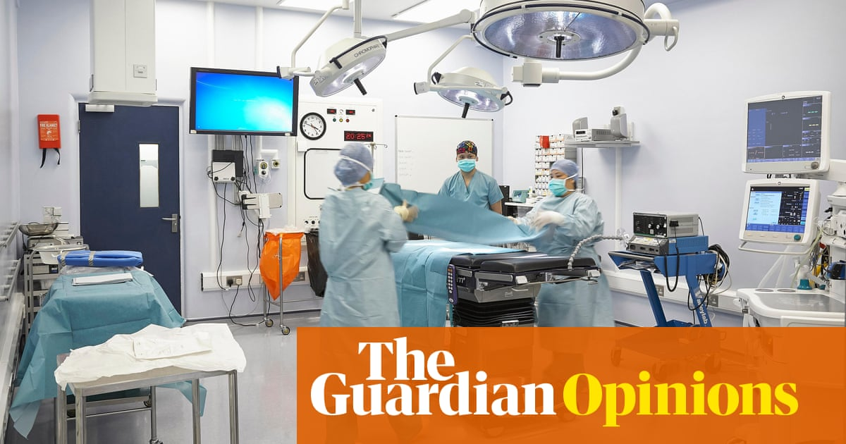 The Guardian view on NHS waiting lists: blame cuts as well as Covid