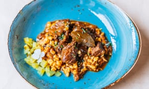 'Glossy gravy': Tyrolean goulash.