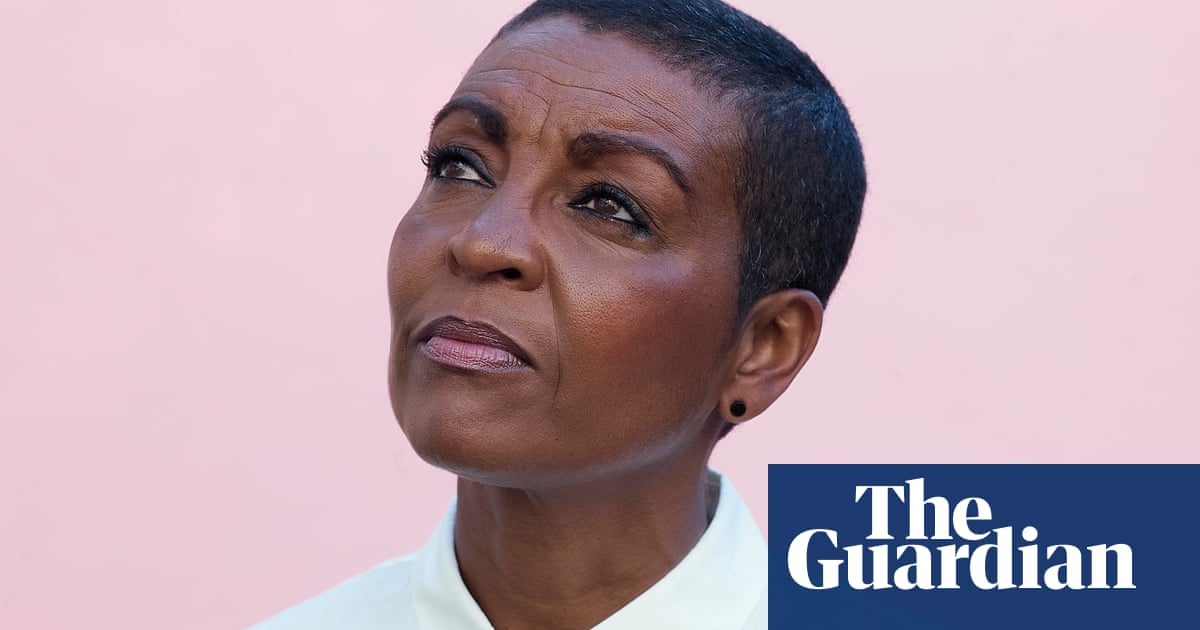 Adjoa Andoh: 'My greatest fear? Being locked in a sauna and boiled alive'