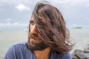 Headshot of Behrouz Boochani