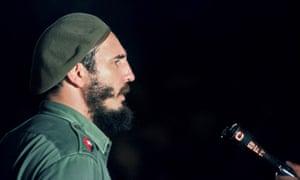 Castro in 1973.