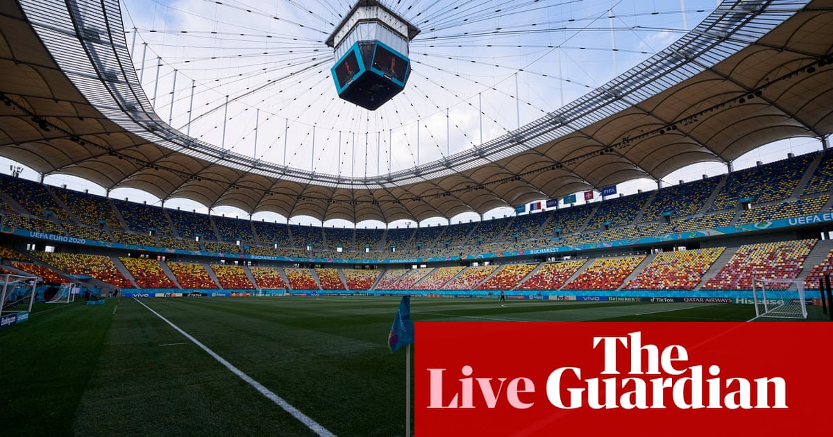 France v Switzerland: 유로 2020 last 16 – live!
