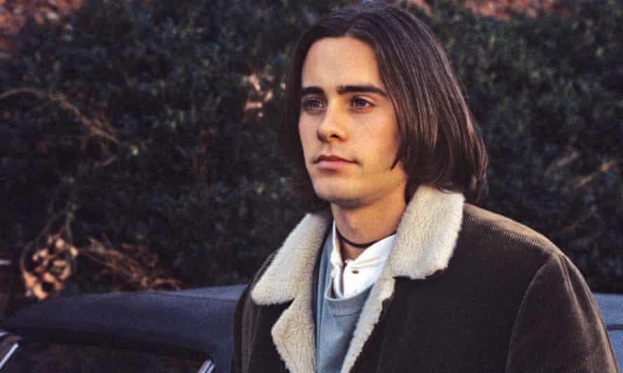 Alt-heartthrob Jordan, played by Jared Leto