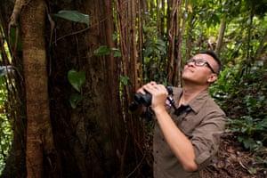 Indonesian conservationist Yokyok 'Yoki' Hadiprakarsa